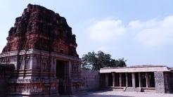 The Mandapas (Entrances)